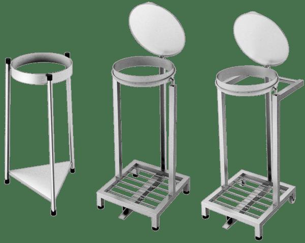 стойка-держатель мусорных пакетов