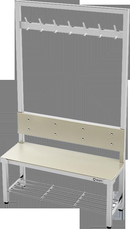 скамейка гардеробная