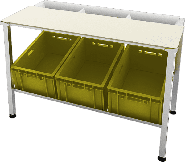 стол для сортировки