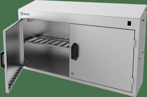 Шкаф для хранения инструмента и его стерилизации